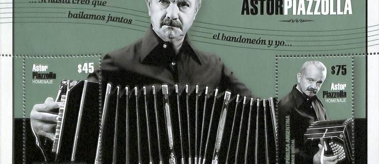 I 100 anni di Astor Piazzolla