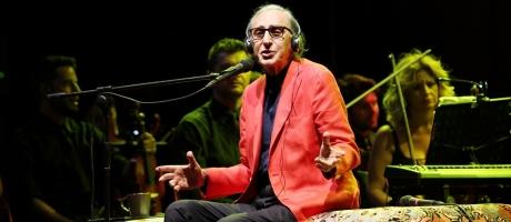 Il pianeta musicale di Franco Battiato
