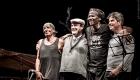 Antonello Salis e quartetto Giornale di bordo, Casa del jazz, Roma, 1 luglio 2021