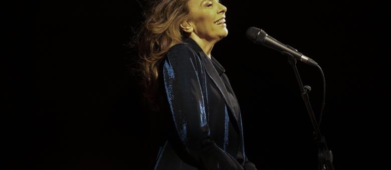 Alice canta Battiato, Lunaria, Piazza Leopardi,  Recanati, 29 luglio 2021