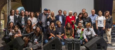 Cara Forlì, La grande festa del liscio, Piazza Saffi, Forlì, 4 settembre 2021