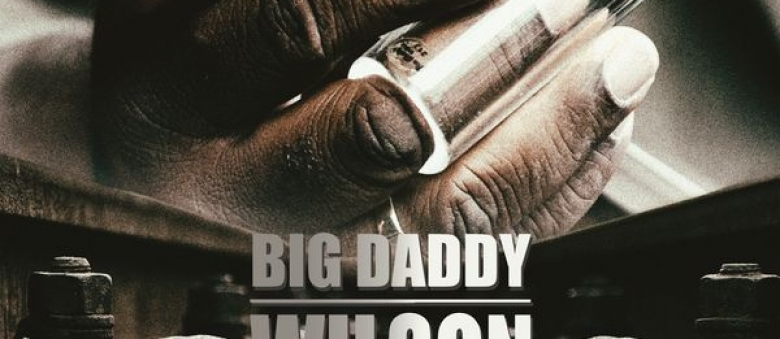 Big Daddy Wilson – Hard Time Blues